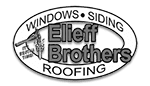 Elieff Brothers Logo Black and White